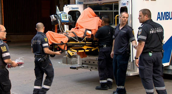 ВТоронто вооруженный мужчина устроил стрельбу: есть погибший, 14 раненых