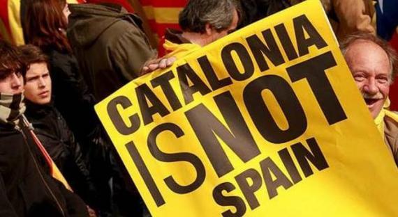 Около 90% каталонцев проголосовали занезависимость отИспании