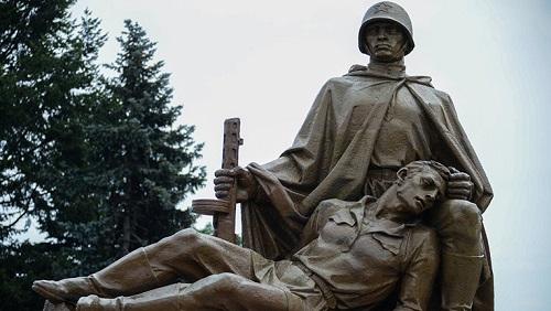Впольском Щецине утилизируют монумент солдатам Красной армии