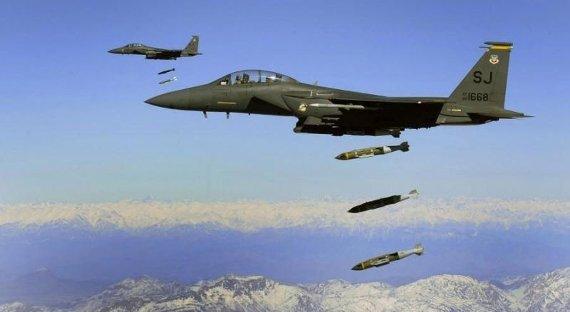 Авиация США поошибке нанесла удар помирным жителям Афганистана