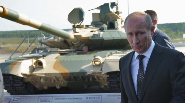 Владимир Путин примет участие воткрытии форума «Армия-2015»