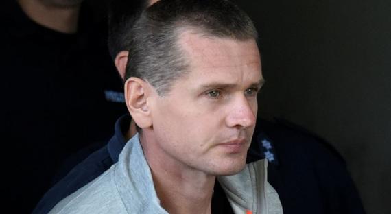 Арестованный вГреции Винник написал явку сповинной вГенпрокуратуру Российской Федерации