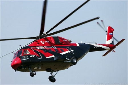 Военные получат первые вертолеты Ми-38 в2018—2019 годах