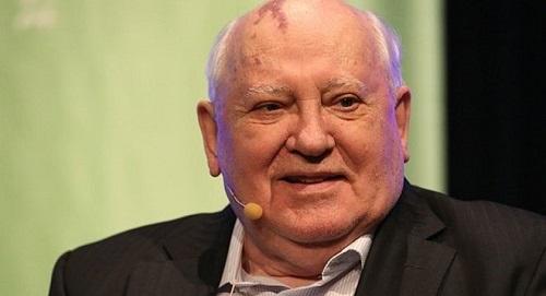 Горбачёв предложил Трампу иПутину обсудить исохранить Договор оРСМД