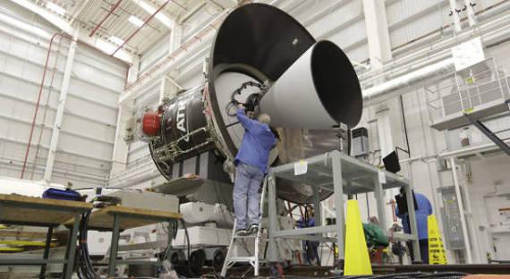 Американская Blue Origin испытала призванный заменить РД-180 двигатель BE-4