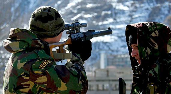 Насеверо-западе Ингушетии проходят боевые столкновения сбоевиками