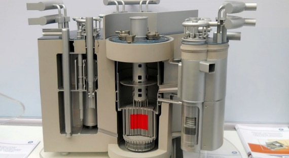 Строительство новейшей АЭС в Томской области может начаться в 2019 году