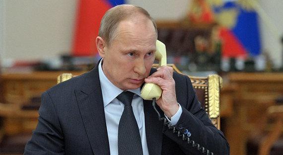 Путин назвал удар США иихсоюзников поСирии актом агрессии