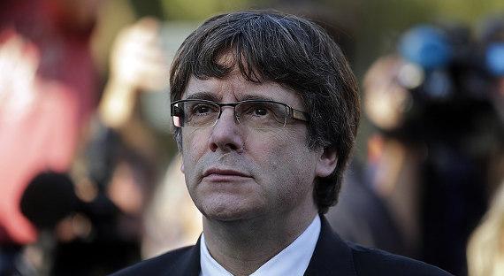 Пучдемон нежелает являться вНациональную судебную коллегию Испании