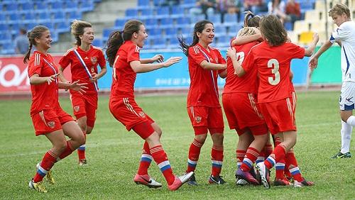 РФ  уступила Германии наженском чемпионате Европы и оставляет  турнир