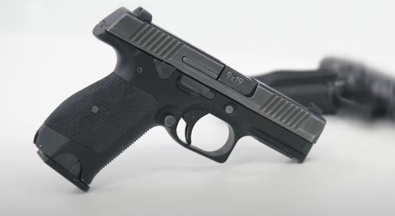 «Хороший мальчик»: в РФ создали замену пистолету Макарова