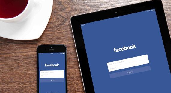 Facebook попался напередаче личных данных пользователей