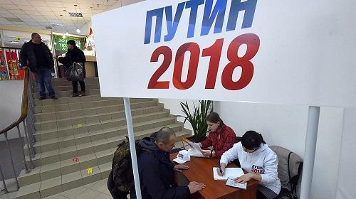 Предвыборный штаб В. Путина будет на100% сформирован за3