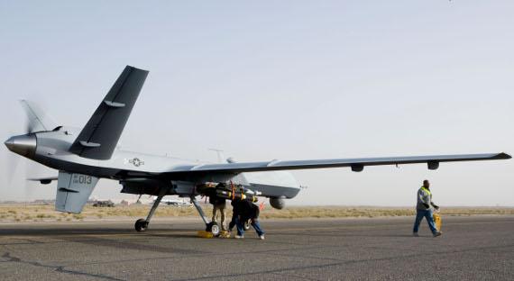 ВСирии русские военные создают помехи для американских дронов— NBC