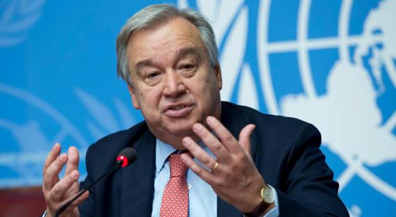 Генеральный секретарь ООН объявил онеэффективности Совета Безопасности