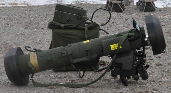Волкер: Штаты начали подготовку кпредоставлению Украине «Джавелинов»