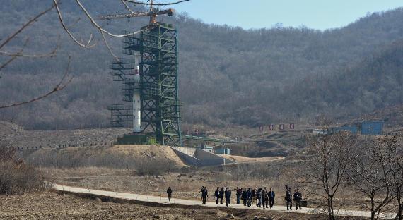КНДР остановила демонтаж полигона Сохэ