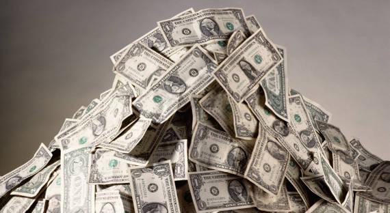 Запервое полугодие отток капитала изстраны возрос на20%
