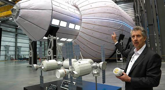 Bigelow Space Operations займется реализацией космических станций
