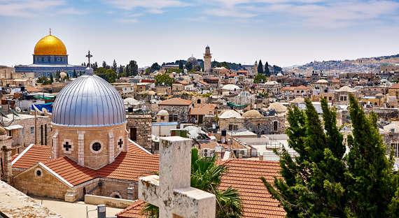 Могерини призвала Трампа воздержаться отпереноса столицы Израиля вИерусалим