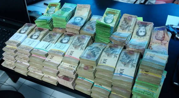 Венесуэла вошла встадию гиперинфляции— промышленники