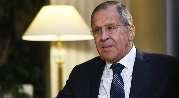 Лавров предложил перенести международные мероприятия из США