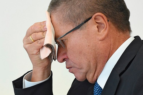 Прокуратура направила дело прежнего министра Улюкаева всуд
