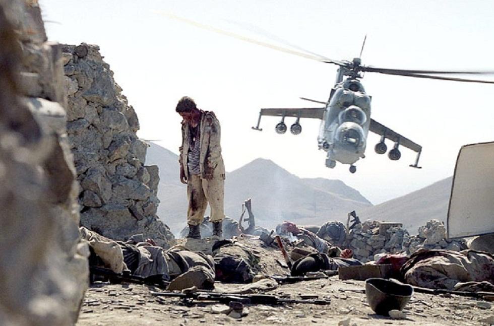 это не мистика статистика в афганской вайне Nom est Rouge