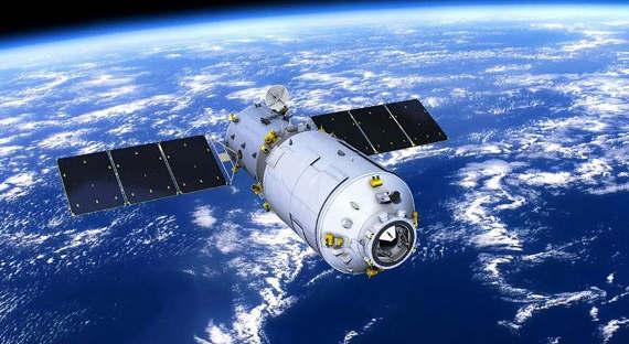 Орбитальная станция «Тяньгун-1» опустится вначале весны наЗемлю