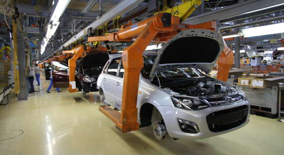 Минпромторг предложил простимулировать производителей автомобилей наиспользование отечественного алюминия