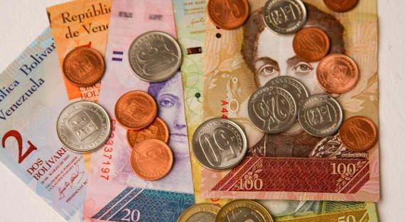 ВВенесуэле выпустили альтернативную боливару валюту номиналом $0,002