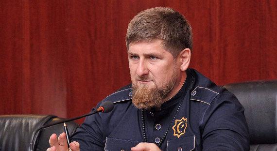 Кадыров объявил, что притеснение геев вЧечне защитники прав человека выдумали ради денежных средств