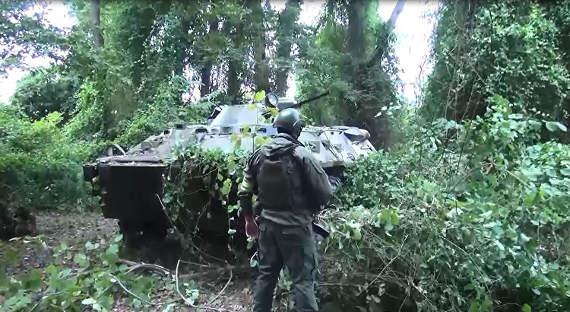 МВД: Четверо участников бандгруппы ликвидированы вЧечне впроцессе специализированной операции