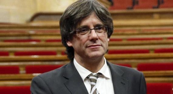 Суд вГермании отпустил Карлеса Пучдемона под подписку оневыезде