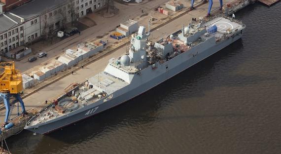 В Российской Федерации спроектирован морской мотор обновленного поколения