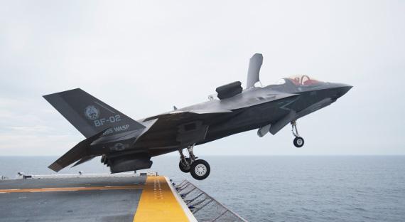 Япония может закупить самолеты F-35B уСША