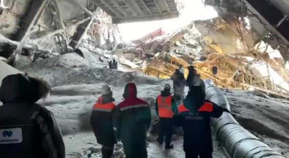 Четыре человека задержаны по делу о гибели четырех рабочих в Норильске
