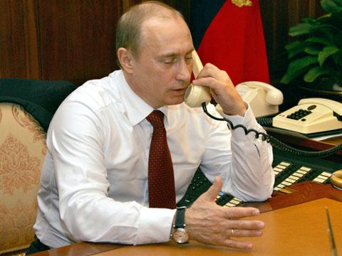 Путин и Обама обсудили по телефону Украину, ИГ и двусторонние отношения