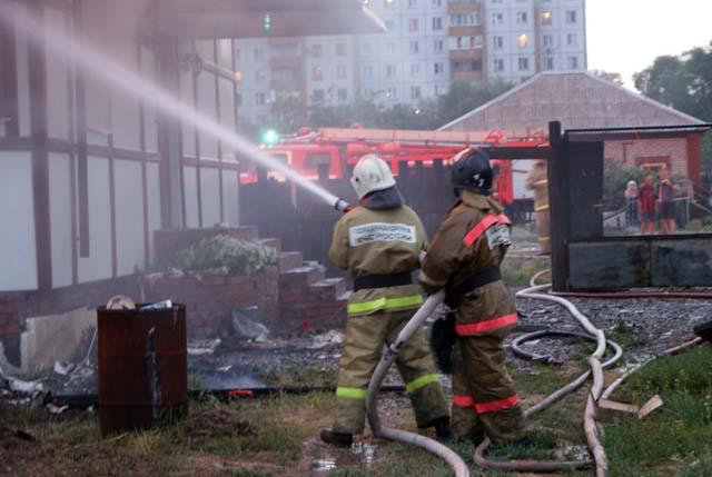 Фото: Пресс-служба ГУ МЧС России по Хакасии