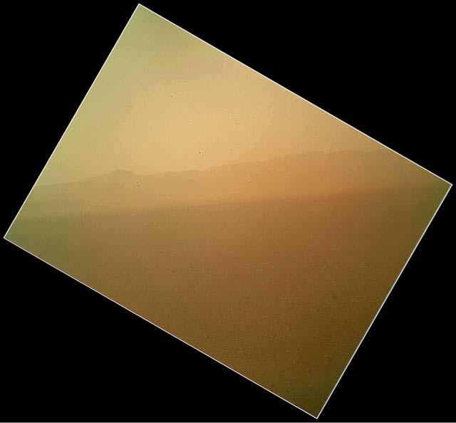 Фото: Curiosity Rover