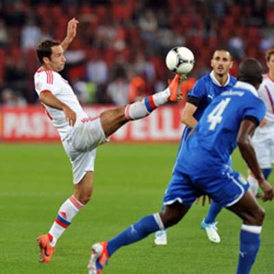 Товарищеские матчи италии