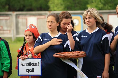 Сборная Алтайского края