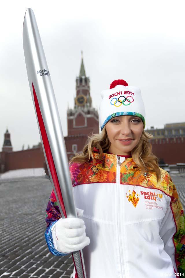 Татьяна Навка – Посол «Сочи 2014»