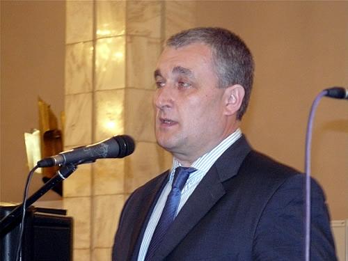 Александр Кочетков, министр по градостроительной и жилищной политике Хакасии