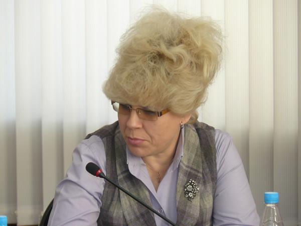 Светлана Могилина