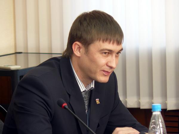 Сергей Можаров