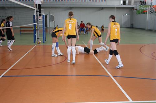 Самая высокорослая сборная из Новосибирской области