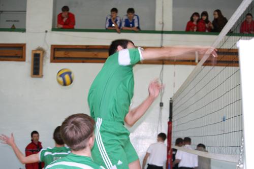 Атакует сборная Хакасии
