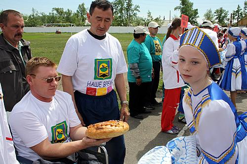 В Черногорске стартовала Спартакиада инвалидов Хакасии