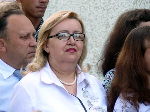 Заместитель главы Хакасии Ирина Смолина